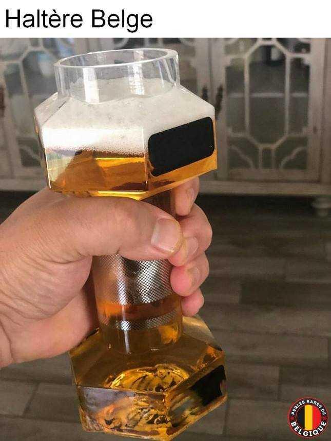 Image alcool belge humour